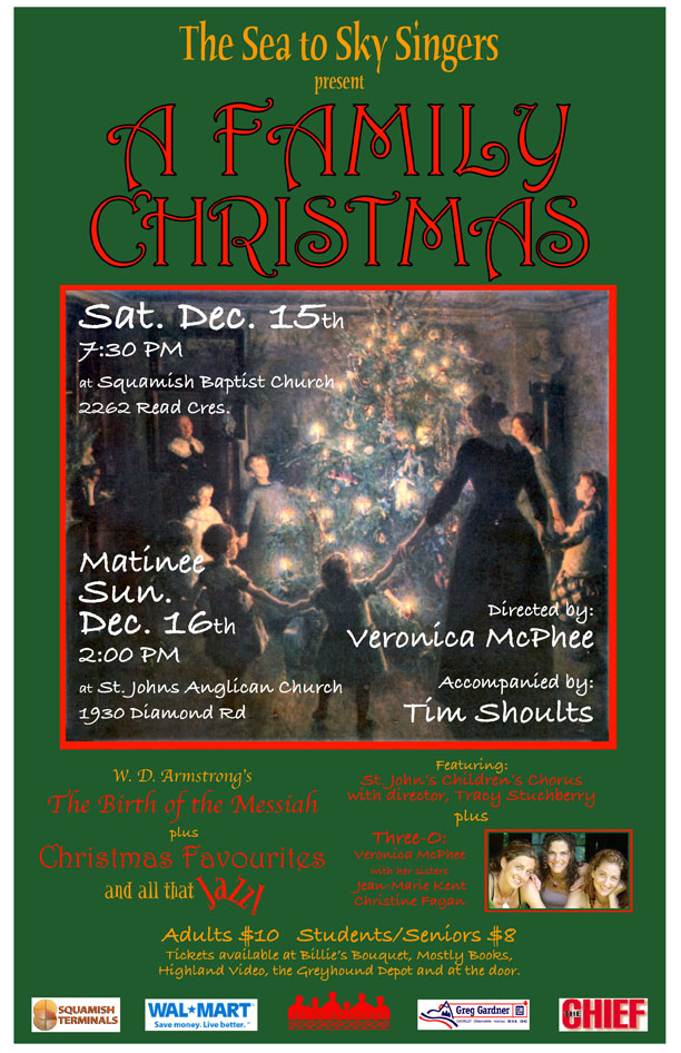 A Family Christmas 2007