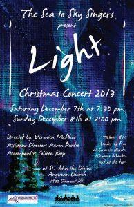 'Light' Christmas 2009
