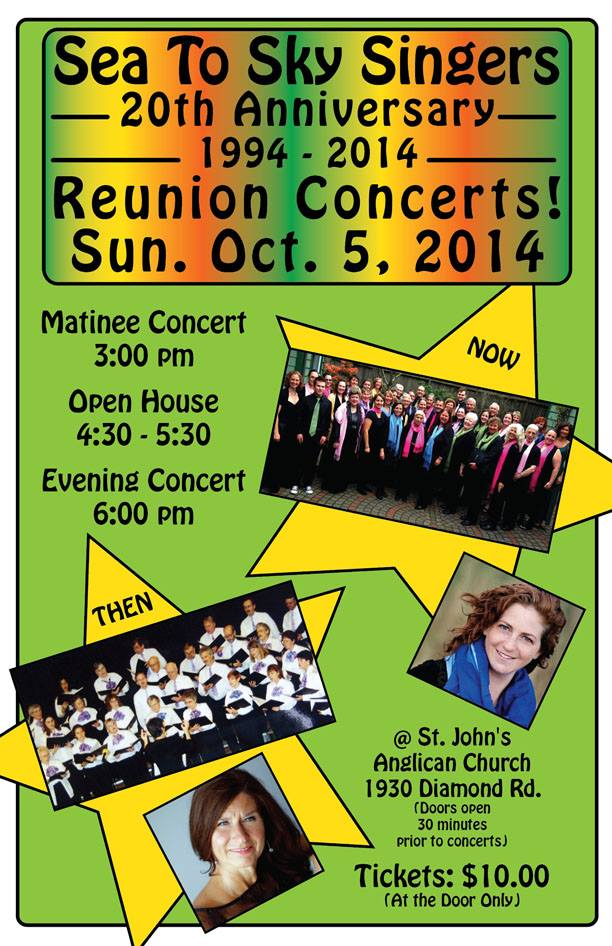 'Homecoming Concert' 2014